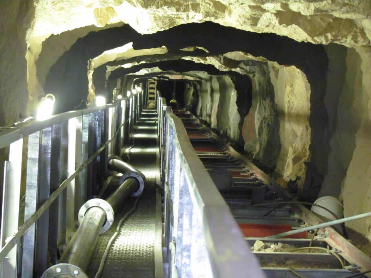 steenkampskraal mine